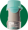 SPIRIVA RESPIMAT Inhaler Device, COPD Icon